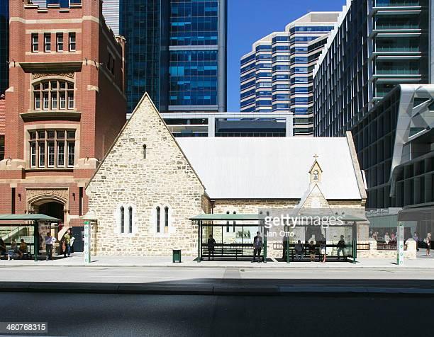 Small chapel in Perth, Western Australia