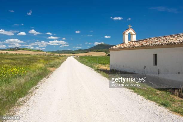 A small church-Puente la reina- Navarre- Spain