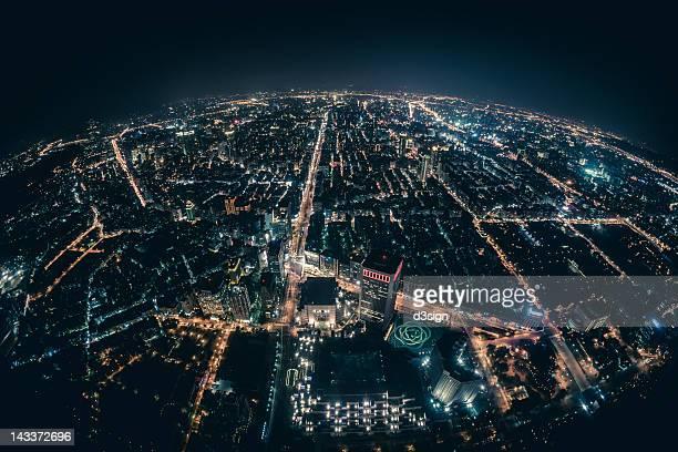 Small city planet