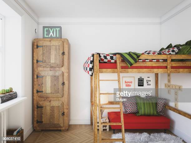 small cozy domestic room (home) - small stock pictures, royalty-free photos & images