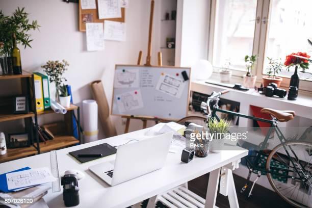 Small design studio