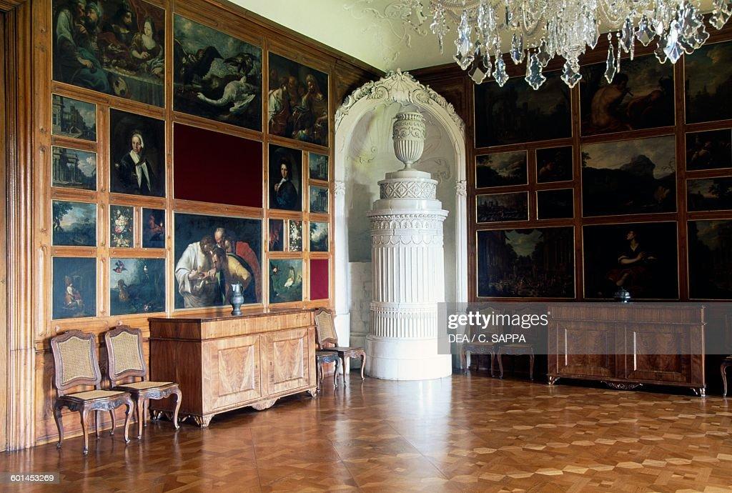 Delightful Small Dining Room, Archbishopu0027s Palace In Kromeriz (UNESCO World Heritage  List, 1998)
