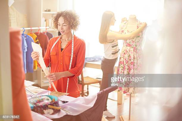 small dressmaker business