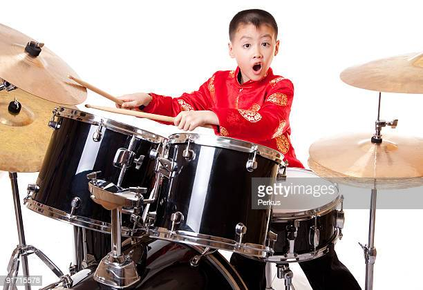 small drummer three