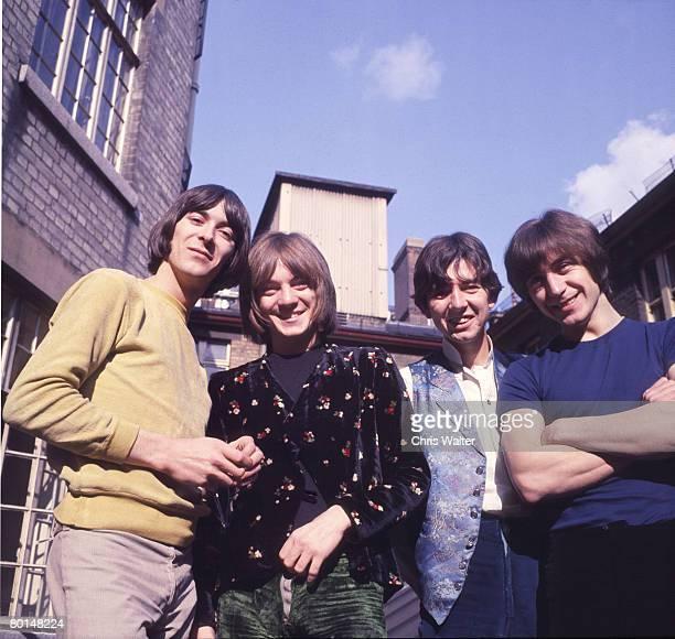 Small Faces 1966 Ian McLagan, Steve Marriott, Ronnie Lane, Kenny Jones