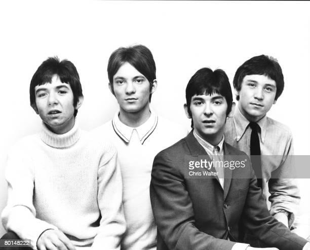 Small Faces 1966 Ronnie Lane, Steve Marriott, Ian McLagan, Kenny Jones