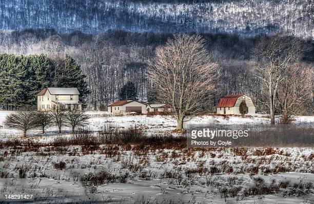 Small farm in West Virginia