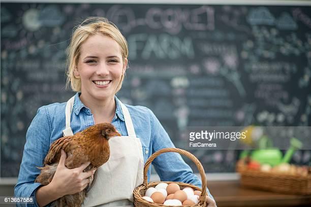 Small Farmer and Entrepreneur