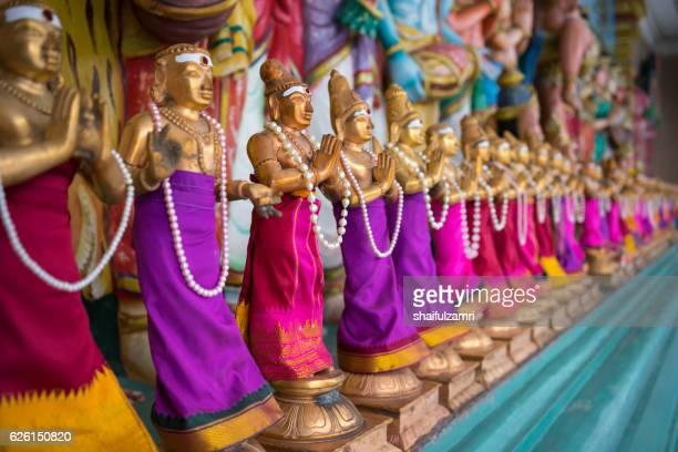 small figure statues - shaifulzamri foto e immagini stock