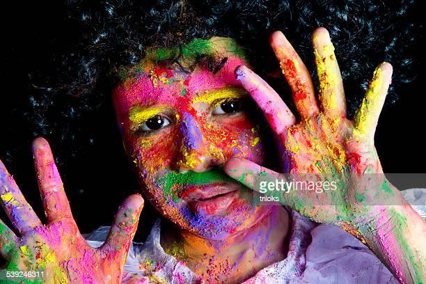 Jouer avec les couleurs