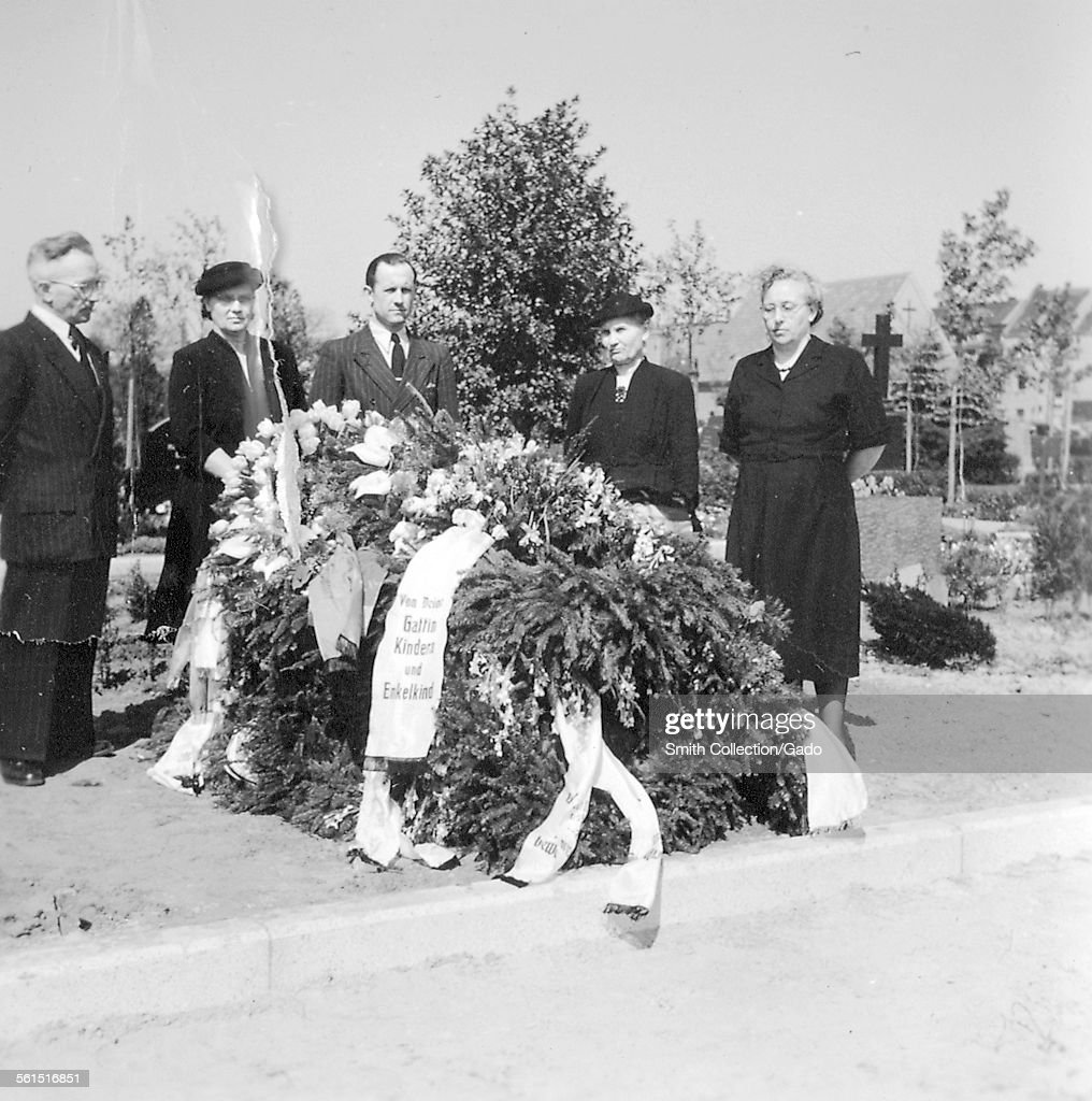 A Funeral Pictures Getty Images
