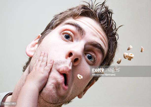 small hand that kills - slapping stock pictures, royalty-free photos & images