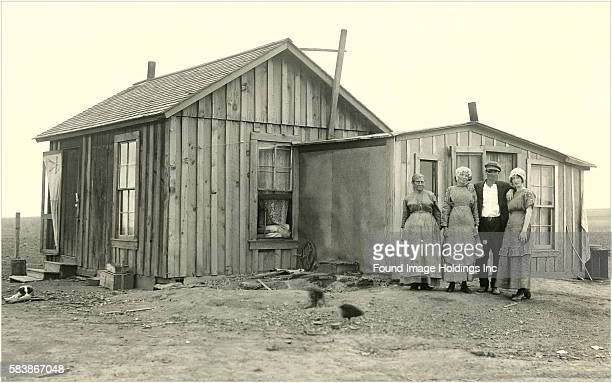 Small House on Farm
