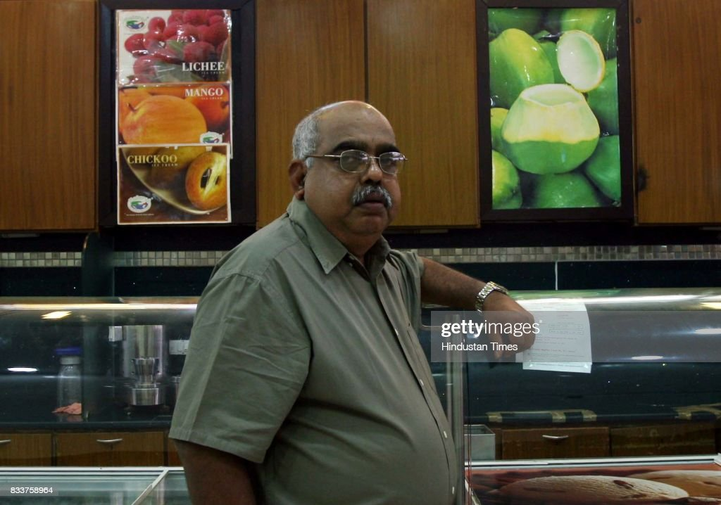 Small Ideas Big Changes Natural Ice Cream R.S. Kamath.
