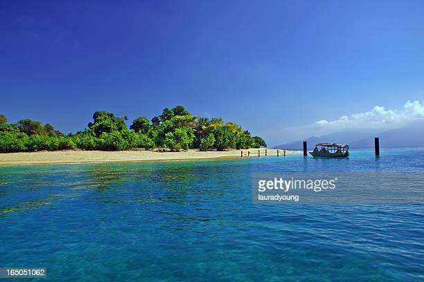 pequeña isla la salida sur de haití - paisajes de haiti fotografías e imágenes de stock