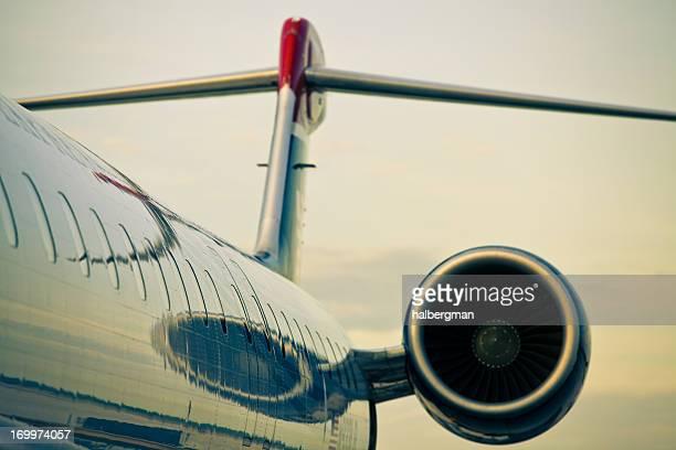 Small Jet Plane (Cross-Processed)