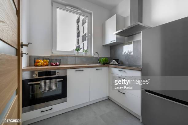 small kitchen - small stock pictures, royalty-free photos & images