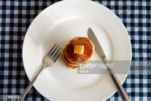 Small pancakes !