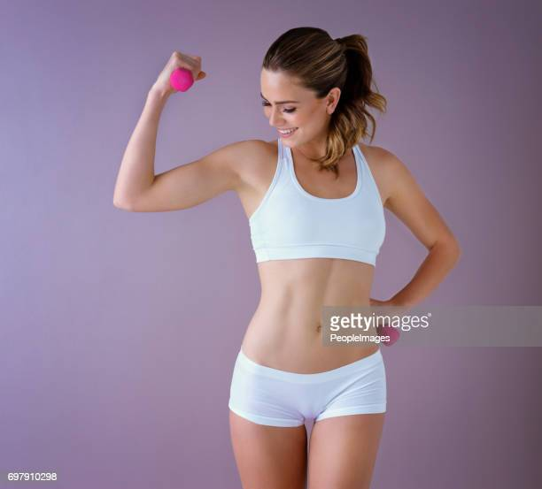 small progress is still progress - purple background stock photos and pictures