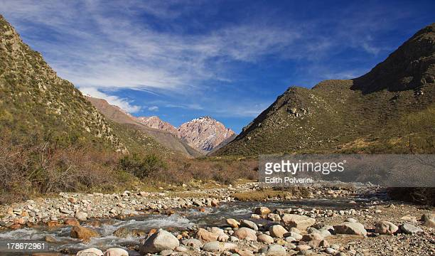 small river in the mountains