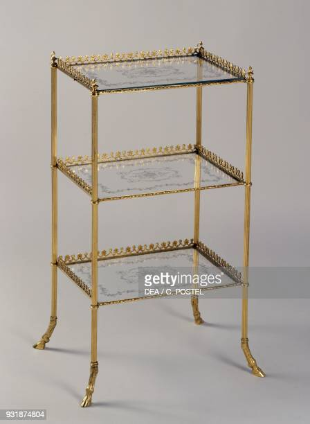 Small French Etagere Shelf 19th Century Other