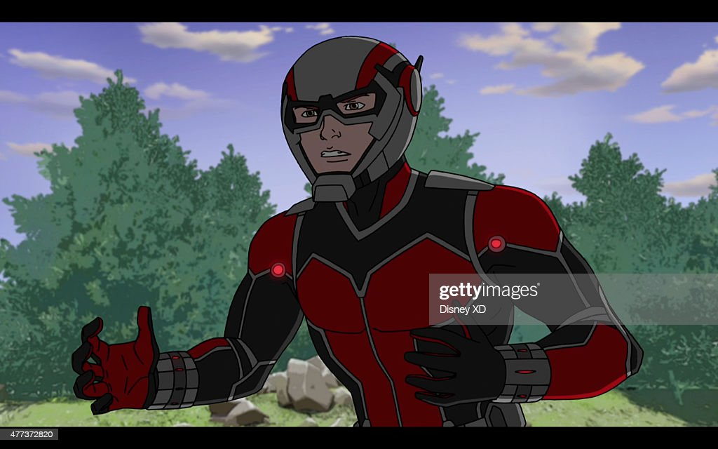 "Disney XD's ""Avengers Assemble"" - Season Two : News Photo"