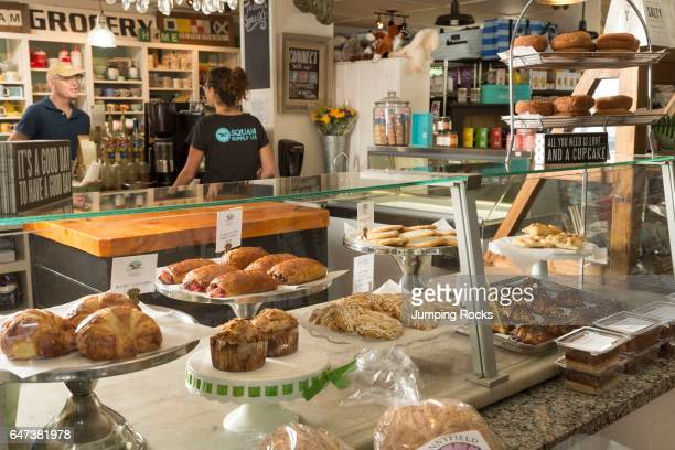 Small town general store bakery Squam Lake Inn and Marketplace Holderness NH