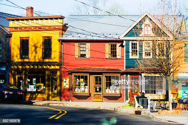 small town, pennsylvania - bethlehem stock pictures, royalty-free photos & images