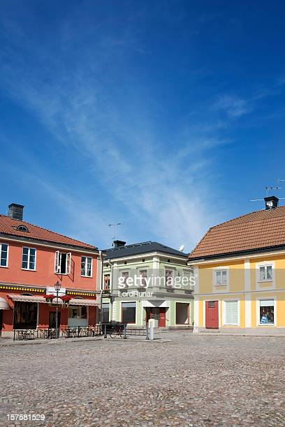 Petite town square