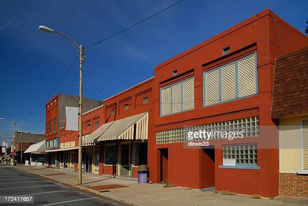 スモールタウン usa - アーカンソー州 ストックフォトと画像