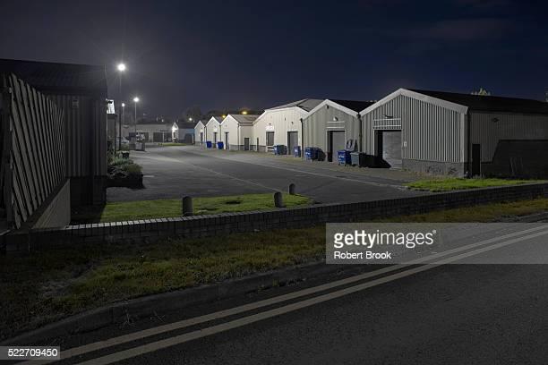 small units, hortonwood - 工場地帯 ストックフォトと画像