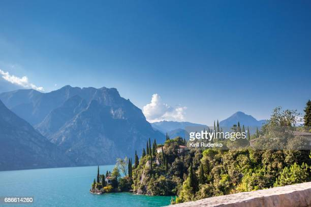 Small villa on Lake Garda