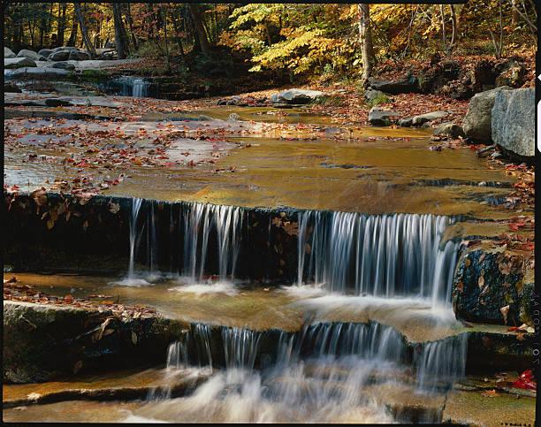 Small Waterfall on Stickney Brook