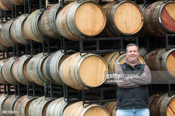Kleines Weingutsbesitzer