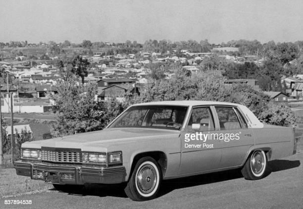 Smaller Version Of Cadillac Sedan Deville Is Still Big Car 77 version has more headroom rear seat legroom and usable trunk space Credit Denver Post