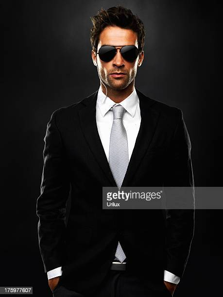 smart bodyguard - bodyguard stock pictures, royalty-free photos & images