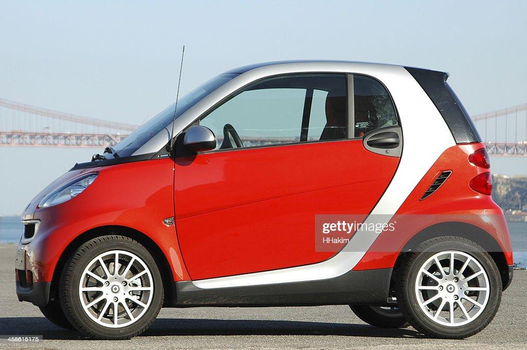 Smart Car : Stock Photo