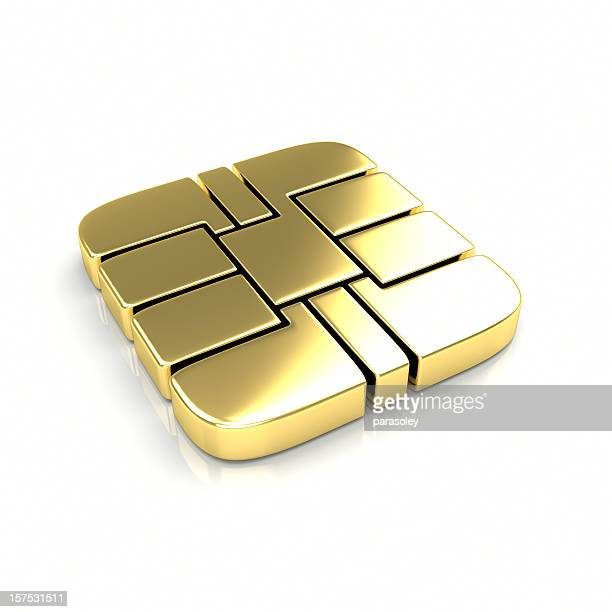 Chip (EMV) carte Smart