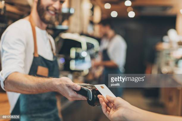Smart card payment