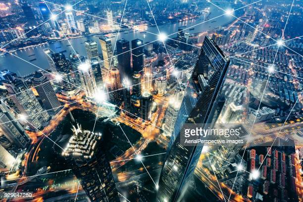 Smart City and Digital City