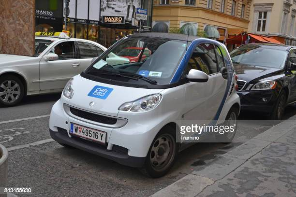 Smart Fortwo im Carsharing-system
