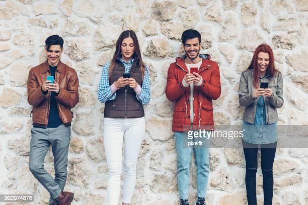 Smart phone addiction
