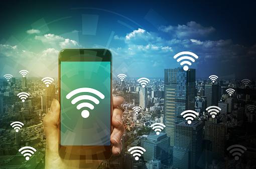 smart phone and wireless communication 612623010