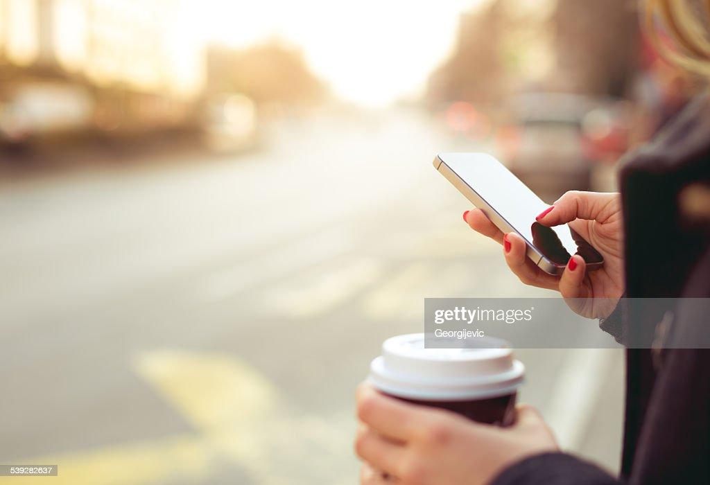 Smart Smartphone  : Stock-Foto