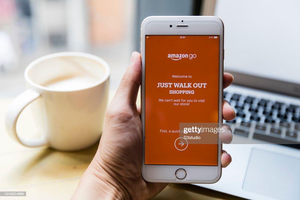 Amazon apps 2018 : News Photo