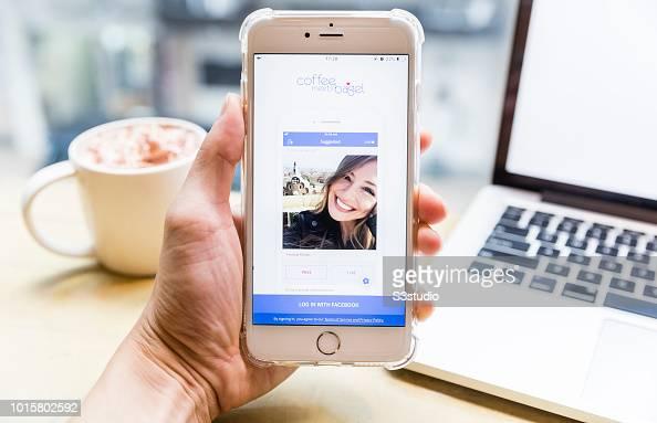 Coffee meets notify does screenshots bagel Best dating