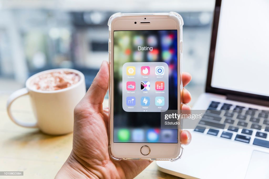 bumble dating app iPhone