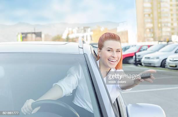 driver inteligente para obtener la licencia de