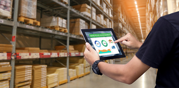 Smart warehouse management system 1097309244