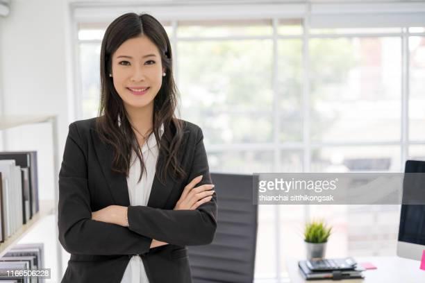 smart working woman - 営業職 ストックフォトと画像